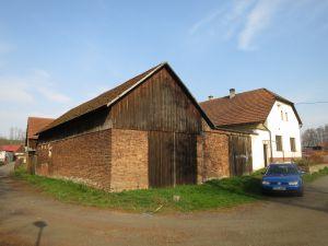 Prodej RD Nedošín, pozemek 1611m2 2