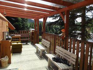 Chata s č.ev. v krásném prostředí pod Pustevnami 2