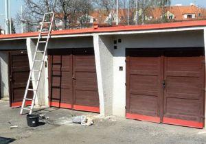 Pronájem garáže na Praha 6 - Petřiny 1