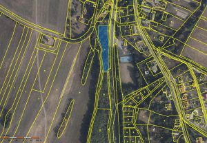 Prodej pozemku 2501m2 - Lipina u Šternberka 2
