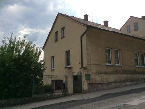 dům prodej Komenského 244 Dobrovice
