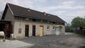 Areál 450 m2 s pozemkem 6419 m2, Ostrava Kunčičky 2