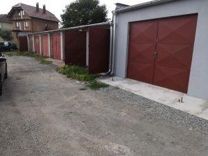 Pronájem garáže Ivančice 3