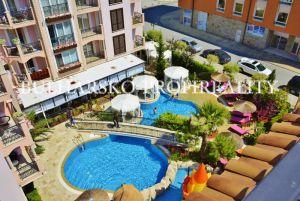 Bulharsko-pěkný apartmán 45 900 € 20