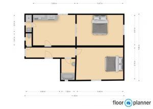 Prodej bytu 3+kk (podíl na RD), Praha - Modřany 3