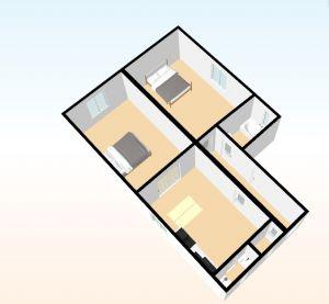 Prodej bytu 3+kk (podíl na RD), Praha - Modřany 1
