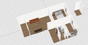 Prodej bytu 2+1 55 m², ulice Švermova, Beroun 17