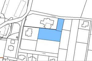 Prodej  stavebního  pozemku  1550  m²  -  ZVOLE 1