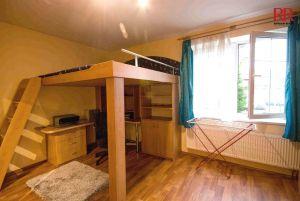 Prodej bytu 2+kk Plzeň Slovany v Radyňské ulici, novostavba stáří 14 let, investice na pronájem 7