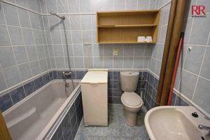 Prodej bytu 2+kk Plzeň Slovany v Radyňské ulici, novostavba stáří 14 let, investice na pronájem 10