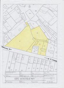 RD 4+1 k rekonstrukci s pozemky 9.659 m2, okr. Kolín 4