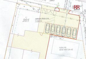 Prodej bytu 3+1 ve Volduchách u Rokycan, nově budovaný s parkovacím venkovním stáním 4