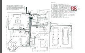Prodej novostavby RD ve Kdyni, pozemek 1278m2 14