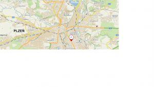 Pronájem bytu 2+1 58m2 Plzeň Slovany 14