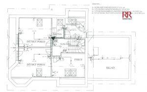 Prodej novostavby RD ve Kdyni, pozemek 1278m2 15