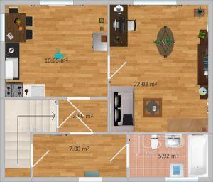 Prodej RD, 110 m², České Budějovice - Rožnov 10