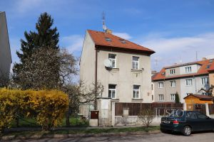 Prodej bytu 1+1, 41 m², České Budějovice - Havlíčkova kolonie 4