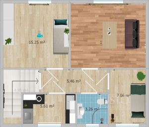 Prodej RD, 110 m², České Budějovice - Rožnov 9