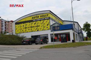 komerční prostory pronájem Budějovická Český Krumlov