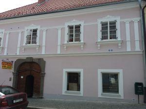komerční prostory pronájem Havlíčkova Horaždovice