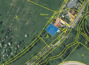 prodej stavebního pozemku  2