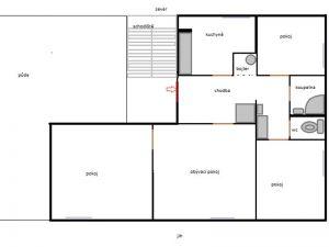 Prodám byt 4+1 s garáží  4
