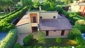 V severní Itálii moderní vila na jedinečném ostrově Albarella 2