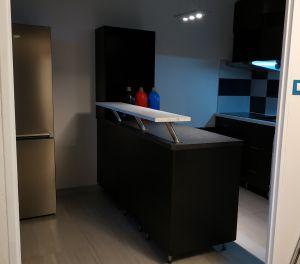 Pronájem moderně zařízeného bytu 3+1 Praha 55m² 14