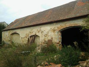 Zemědělské stavení -Stodola 3
