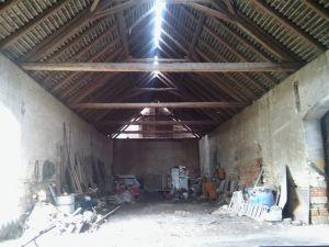 Zemědělské stavení -Stodola 4
