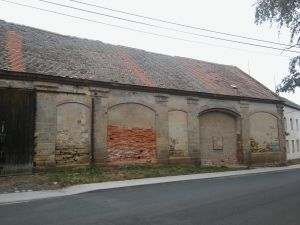 Zemědělské stavení -Stodola 2