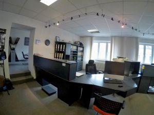 Kancelářské a skladovací prostory  2