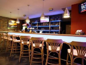 Prodej restaurace, Praha 8 - Karlín, Křižíkova, 280 m2 1
