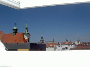 Cihl. byt 4+1, 2 balkony, soukromý výtah, garáž, stará zástavba Brna 2