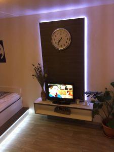 Pronájem moderního bytu 1+1 po KOMPLETNÍ REKONSTRUKCI. Užitné plochy 33m2 5
