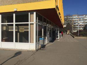 komerční prostory pronájem Rubensova 2237 Praha 10