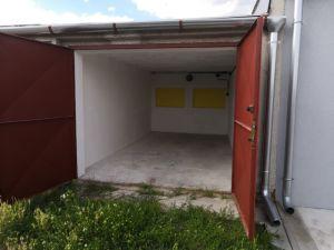 garáž pronájem Okružní Ivančice