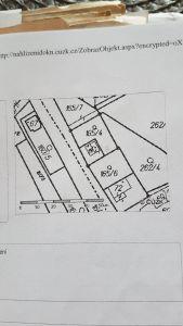 Prodej parcel 1