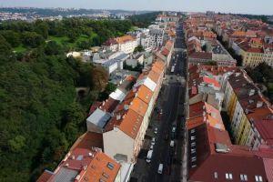 Pronájem obchodního prostoru Praha 3  2