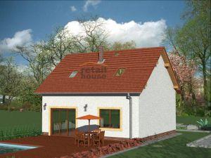 Rodinný dům Pegas, 5+kk, 89 m2 2