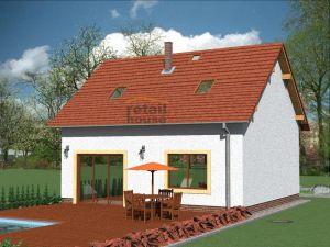 Rodinný dům Pegas, 5+kk, 89 m2 6