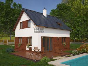Rodinný dům Pegas, 5+kk, 89 m2 9