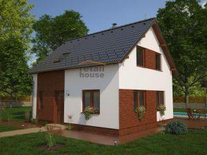 Rodinný dům Pegas, 5+kk, 89 m2 7