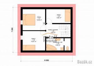 Rodinný dům Pegas, 5+kk, 89 m2 5