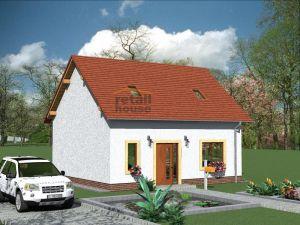 Rodinný dům Pegas, 5+kk, 89 m2 3