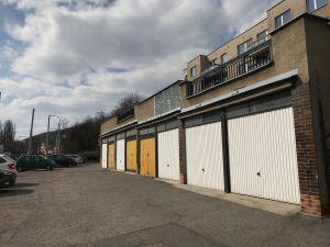 garáž pronájem Plzeňská Praha