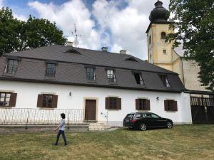 dům prodej Svatá Kateřina Rozvadov