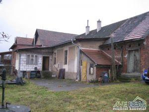 Prodej RD 3+1 (97m2) + garáž, dílna, sklad (102m2), pozemek 1.899m2, část obce Zaječice, obec Pyšely, okr. Benešov 1