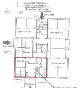 pronájem prostor sloužících podnikání P 3