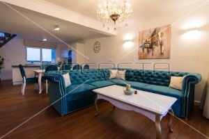 Luxury duplex apartment in a villa with pool, Ciovo, Okrug Gornji, 128m2 2